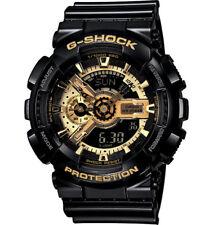 Casio G-Shock Analogue/Digital  Black/Gold X Series Men