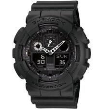 Casio G-Shock Analogue/Digital Black XL-Series Men