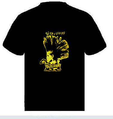 Distillers T-Shirt   Music punk rock t-shirt  S-M-L- XL  NEW
