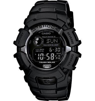 Casio Men G-Shock  Multi-Function Solar Atomic Watch GW2310FB-1