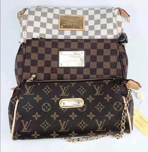 Louis Vuitton Eva Clutch Bag LV Handbag  f35698ce89e