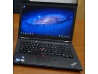 Lenovo Thinkpad T430 Core i5 2.7GHz , 4GB RAM , 500GB HDD, Clean condition
