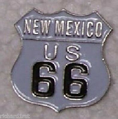 OKLAHOMA US ROUTE 66 LAPEL PIN HAT TAC NEW