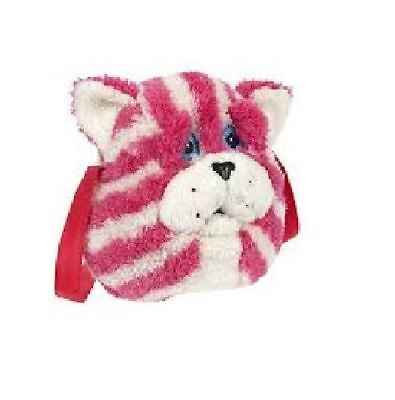 Bagpuss 9'' Plush Shoulder Bag - cute Bagpuss Cat backpack - New
