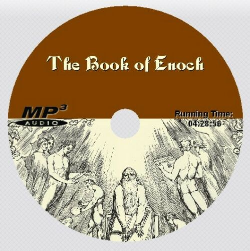 THE BOOK OF ENOCH, Audio Book MP3 CD