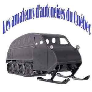 Les amateurs d'autoneiges/snowmobile du Québec
