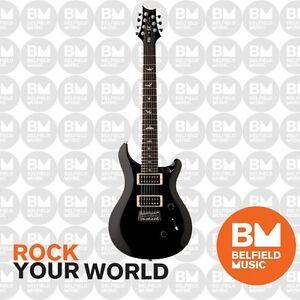 PRS Paul Reed Smith SE Custom 24 Electric Guitar 7-String Black - BNIB