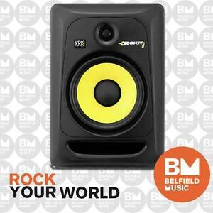 KRK Rokit 8 G3 Studio Monitor Bass Hill Bankstown Area Preview