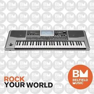 Korg PA900 Keyboard 61 Key Arranger Bass Hill Bankstown Area Preview