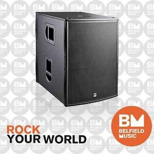 HK Audio Pulsar PL 118 Sub A Powered Subwoofer Bass Hill Bankstown Area Preview