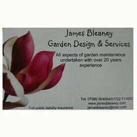 Gardener Required for reputable business