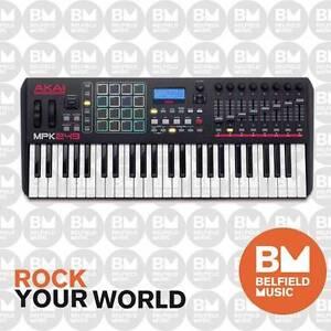 Akai MPK249 Performance USB MIDI Keyboard Controller Bass Hill Bankstown Area Preview