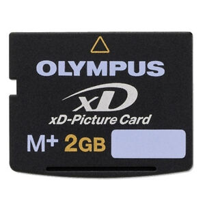 2GB XD Picture Card Type M+ For OLYMPUS And FUJI Free Shipping Genuine