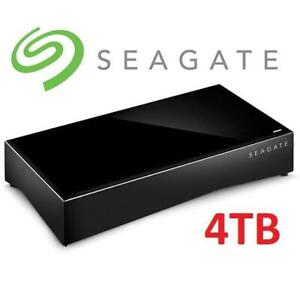 RFB SEAGATE PERSONAL CLOUD HDD 4TB STCR4000101 242937801 EXTERNAL NETWORK HARD DRIVE PORTABLE