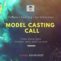 Looking for a model