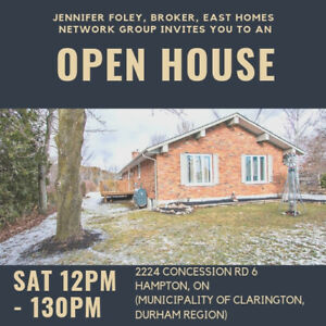 OPEN HOUSE SAT JAN 26TH FROM 12PM TO 130PM BUNGALOW 75 X 200'LOT