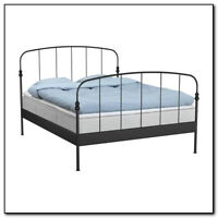 King Sized LILLESAND Bed frame