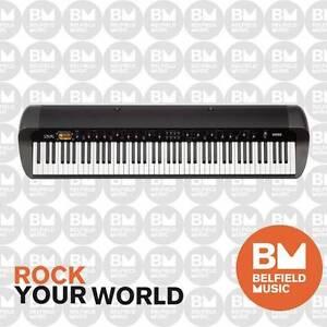 Korg SV1 88 Key Black Digital Piano Bass Hill Bankstown Area Preview