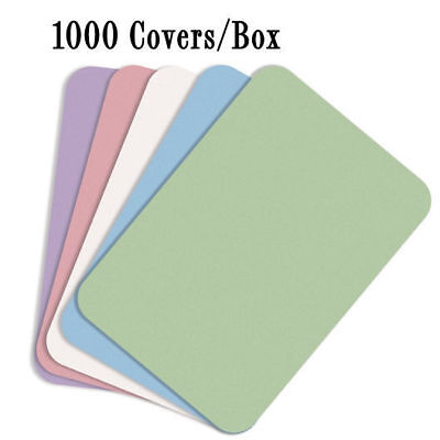 Dental Paper Tray Cover - White 1000box Pack Of 3 2035-md-q3