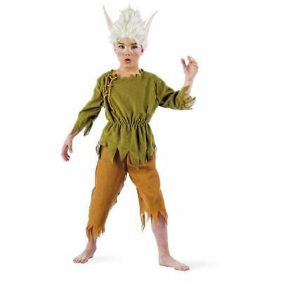 Elf Jungenkostüm Troll Elb Märchenfigur - Märchen Figur Kostüme Jungen