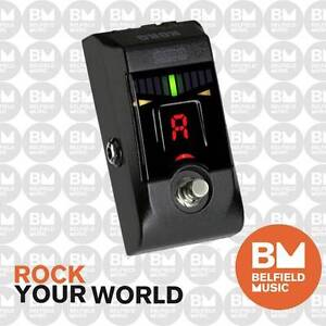 Korg Pitchblack Chromatic Pedal Tuner PB01 Bass Hill Bankstown Area Preview