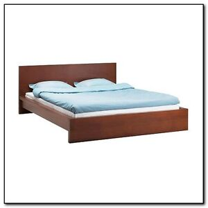 Ikea malm Queen bed  Moving Sale