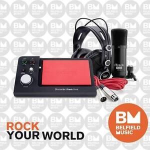 Focusrite iTrack Dock Studio w/ Microphone & Headphones Bass Hill Bankstown Area Preview