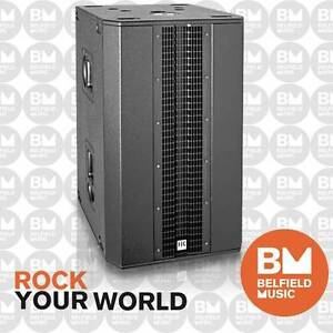 HK Audio Linear 5 SUB2000A Powered Subwoofer Bass Hill Bankstown Area Preview
