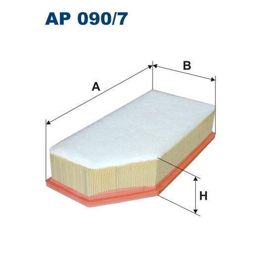Luftfilter FILTRON AP090/7