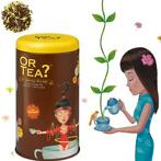 Or Tea Slimming Pu'er zwarte thee goudsbloem los