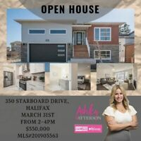 Open House - 350 Starboard Drive, Halifax