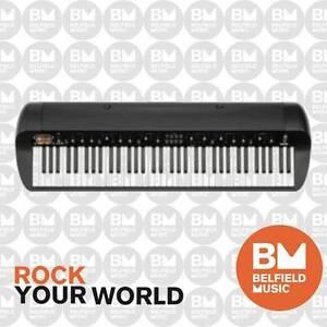 Korg SV1 73 Key Black Digital Piano Bass Hill Bankstown Area Preview