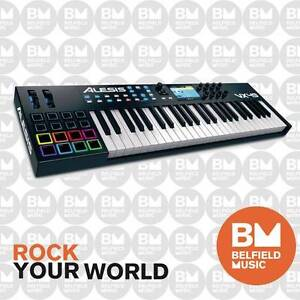 Alesis VX49 MIDI Keyboard 49 Key with Pads Bass Hill Bankstown Area Preview