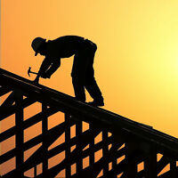 *Looking for reliable roofing laborer - great wages*