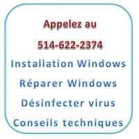 Réparation ordinateurs