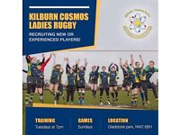 Womens's rugby team recruiting new or experience players!