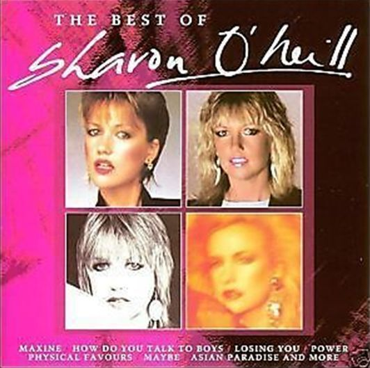 SHARON O'NEILL The Best Of CD BRAND NEW