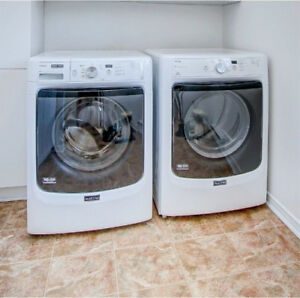 Ensemble laveuse / sécheuse Washer / dryer Maytag