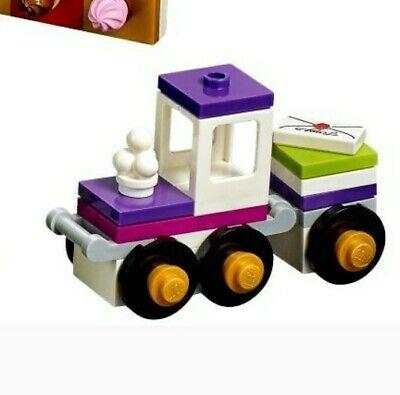 Ice Cream/ Mail Truck Lego Mini Set from 2018 Friends Advent Calendar