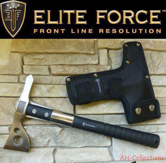 WALTHER Umarex Elite Force EF 803 Tactical Tomahawk Axt Beil + Nylon-Scheide