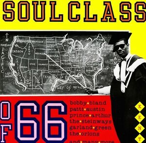 soul class of 66 vinyl record album - various R&B 1966 rarities!