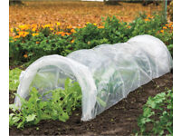 Gardening Grow Poly Tunnel