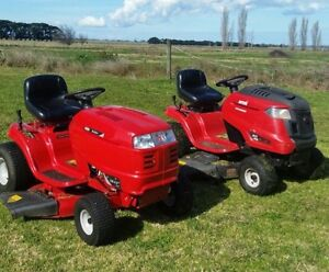 Rover Raider Ride on Mower Sale Wellington Area Preview