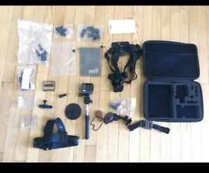 GoPro with extras $125 today