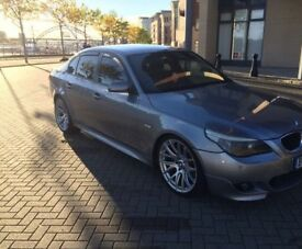06 REG BMW 520D M SPORT FULL SEVICE HISTORY MAY PX OR SWAP