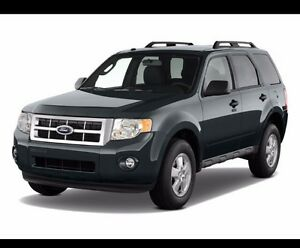 Wanted Ford Escape (2008-2012)