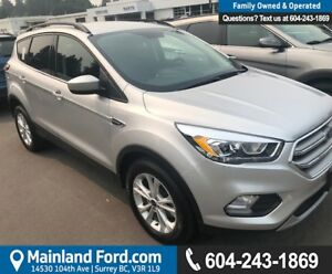 2017 Ford Escape SE *ACCIDENT FREE* *LOCALLY DRIVEN*