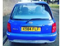 Micra 8Month Mot 12Month tax low mileage lady owner