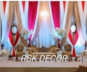 ❤️ LAST MINUTE WEDDING DECOR  ❤️ ❤️  RSK DECOR