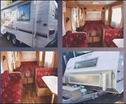 Viscount Sports Caravan, Great condition, Loads of extras South Toowoomba Toowoomba City Preview
